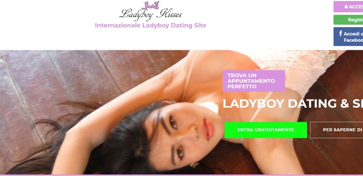 Sito incontri trans ladyboykisses recensione