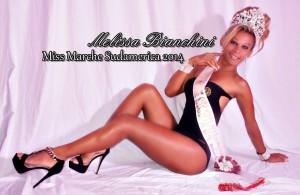 Melissa Bianchini Miss Trans Sud America 2014
