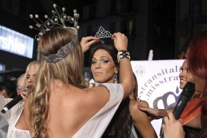 Miss Trans Italia Alessia Cinquegrana