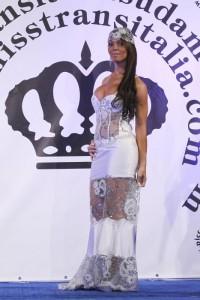 Alessia Cinquegrana Miss Trans 2014