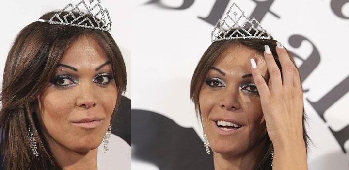 Miss Trans Italia 2014 Alessia Cinquegrana