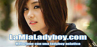Ladyboy incontri online e viaggi in Asia