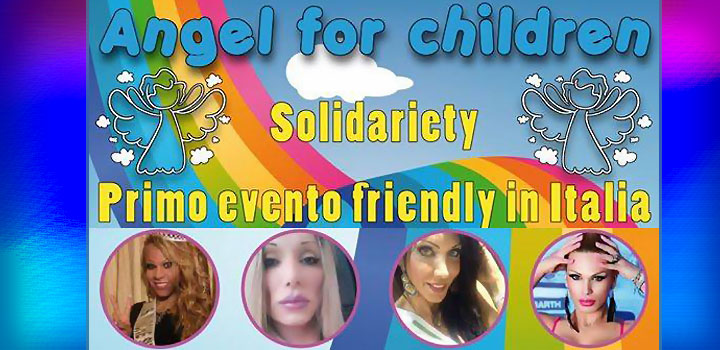 Transessuali Italiane - Angel For Children